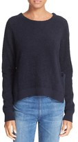 Elizabeth and James Women's Blair Side Tie Sweater