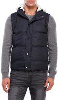 Soul Star Hooded Puffer Vest