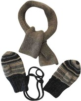 Bonpoint Grey Cashmere Hats & Gloves