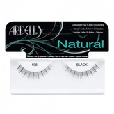 Ardell Fashion Lashes 108 Black 1 Pair