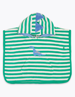 Marks and Spencer Cotton Rich Hooded Towel (0-3 Yrs)