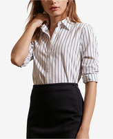 Lauren Ralph Lauren Stretch Long-Sleeve Shirt