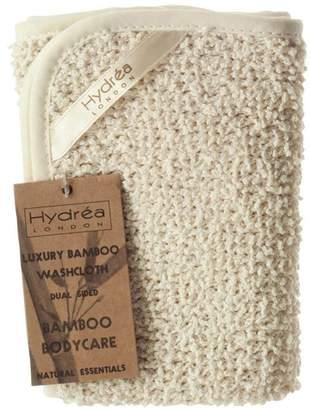 Hydrea London Natural Bamboo Washcloth
