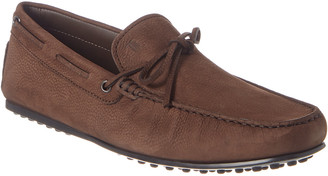 Tod's TodS City Gommino Leather Moccasin