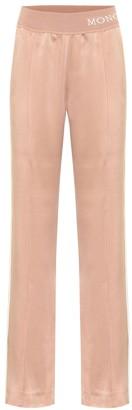 Moncler Satin track pants