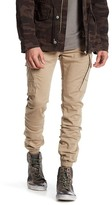 Ron Tomson Camel Cargo Ankle Pant
