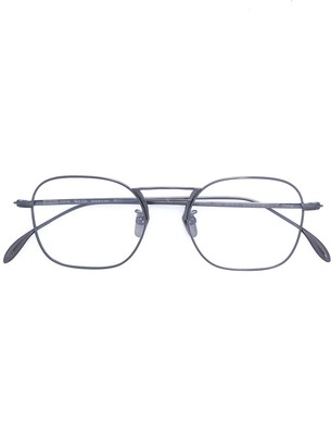 Massada White Cube glass frames