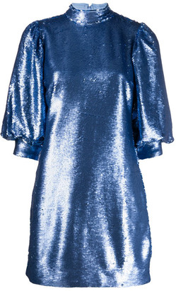 Ganni Sweater With Sequins