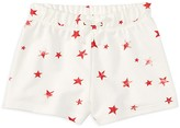 Ralph Lauren Girls' Star Print French Terry Shorts - Sizes S-XL