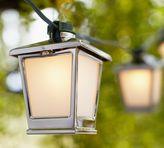 Pottery Barn Malta Mini Lantern String Lights