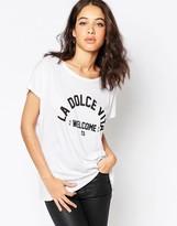 South Parade La Dolce Vita T-Shirt