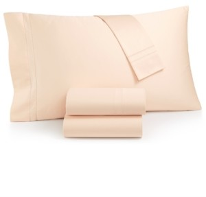 Hotel Collection Classic Egyptian Cotton 4-Pc. California King Sheet Set, Created for Macy's Bedding