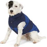Ralph Lauren Striped Quilted Dog Vest