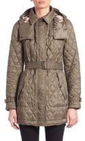 Burberry Finsbridge Quilted Jacket