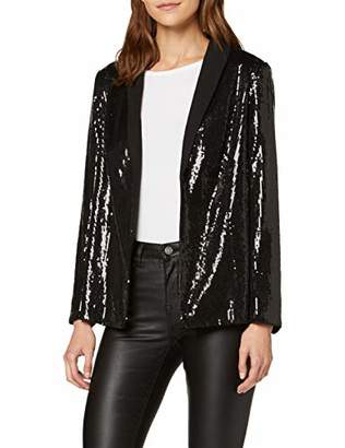 Vero Moda Women's VMISOLDE L/S Blazer TLR KI Suit Jacket,UK