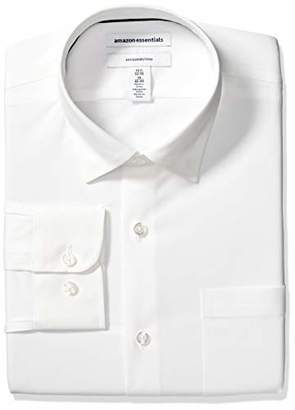 Amazon Essentials Slim-fit Wrinkle-resistant Stretch Dress Shirt