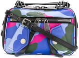 Moschino camouflage shoulder bag
