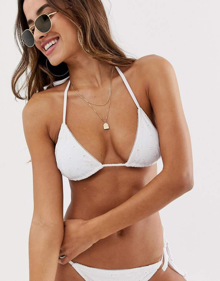 c05a07ae93 Asos White Swimsuits For Women - ShopStyle Canada