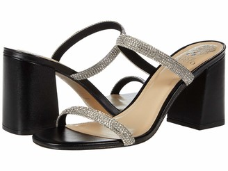 Vince Camuto Women's Magaly Block Heeled Sandal