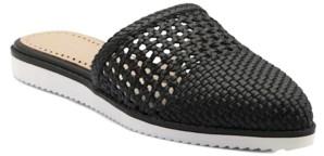 Adrienne Vittadini Lizzi Woven Mules Women's Shoes