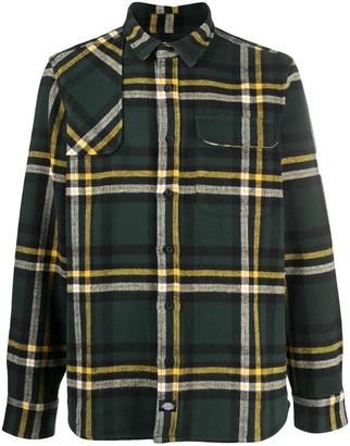 Dickies Plaid Cotton Shirt