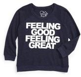 Chaser Boy's Feeling Good Sweatshirt
