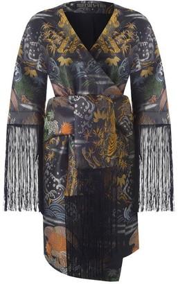 Biba Jacquard Kimono