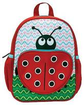 "Rockland 12.5"" Junior My First Kids Backpack - Lady Bug"