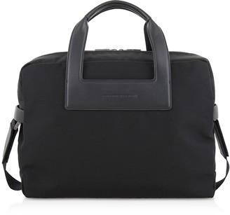Porsche Design Metropolitan SHZ Black Brief Bag