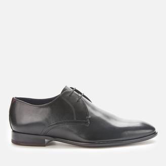 Ted Baker Men's Sumpsa Leather Derby Shoes - Black