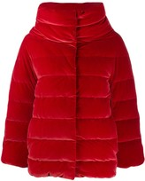 Herno high-neck quilted jacket