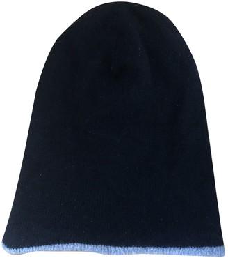 Alexander Wang Black Wool Hats