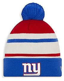 New Era Men's EK Cashmere New York Giants Beanie