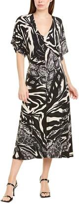 Tmrw Studio Printed Maxi Dress