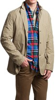 Barbour X Land Rover Sand Jacket - Tailored Fit (For Men)