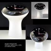 Secticon Table Clock By Angelo Mangiarotti