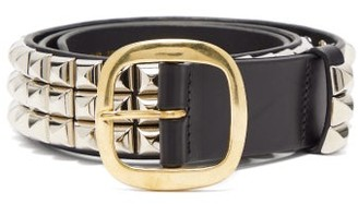 Charles Jeffrey Loverboy Studded Leather Belt - Womens - Black