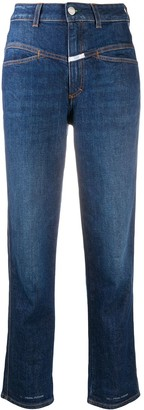 Closed Pedal Pusher straight-leg jeans