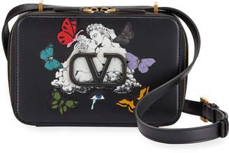 Valentino Garavani VLSING Undercover Print Shoulder Bag