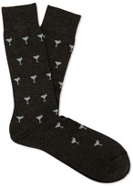 J.Mclaughlin Martini Socks