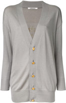 Theatre Products elongated buttoned cardigan