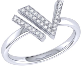 Lmj Visionary Ring In Sterling Silver