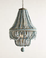 Regina-Andrew Design Regina Andrew Design Malibu Beaded 6-Light Chandelier