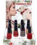 China Glaze Holiday Joy 2012 Collection Nail Polish Lacquer 12-bottle Whole Set