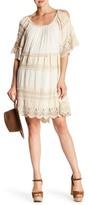 Luma Cold Shoulder Lace Dress