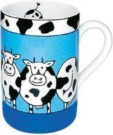 Konitz Animal Stories Cow Mugs (Set of 4)