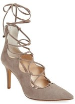 Vince Camuto Women's 'Barsha' Lace-Up Pump