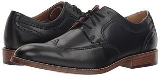 Dockers Ryland (Black Polished Man-Made) Men's Shoes
