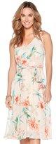 M&Co Belted floral dress