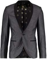Noose & Monkey VANCUVER Suit jacket silver